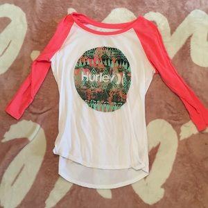Hurley shirt